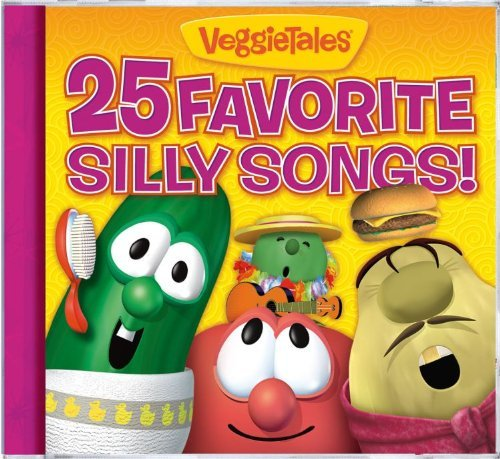 Veggietales 25 Favoite Silly Songs!