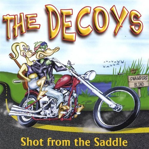 Decoys Shot From The Saddle