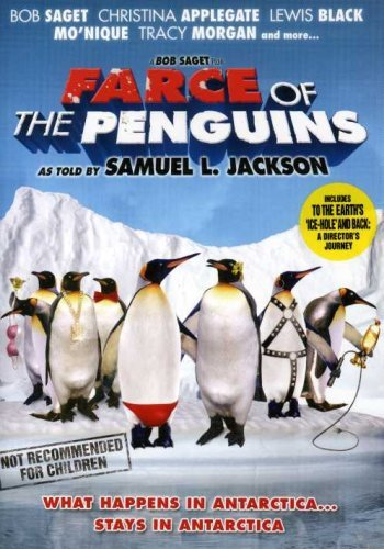 Farce Of The Penguins Jackson Alexander Applegate Bl Clr R