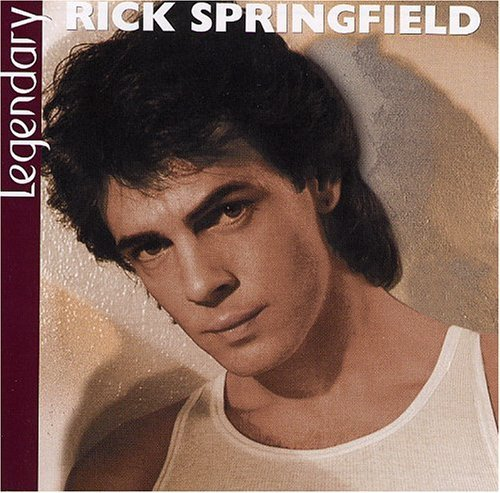 Rick Springfield Legendary Import 3 CD Set