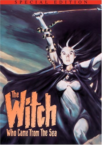 Witch Who Came From The Sea Perkins Millie Clr Ws Nr