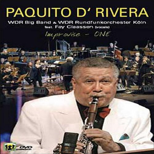 Paquito D'rivera Improvise One Line Nr