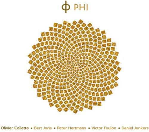 Olivier Collette/Phi (Feat. Bert Joris & Peter@.