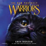 Erin Hunter Warriors The New Prophecy #1 Midnight Mp3 CD