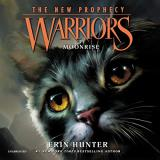 Erin Hunter Warriors The New Prophecy #2 Moonrise Mp3 CD