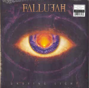 Fallujah Undying Light (purple Black Splatter Indie Exclusive)