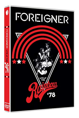 Foreigner Live At Rainbow 78