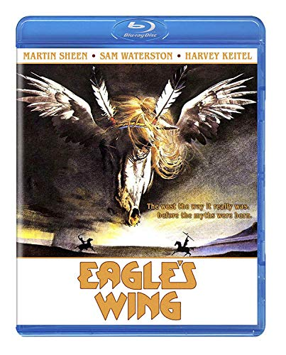 Eagle's Wing Sheen Waterston Blu Ray Pg