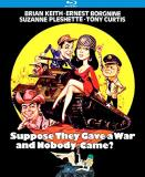 Suppose They Gave A War And Nobody Came? Keith Borgnine Curtis Blu Ray Pg