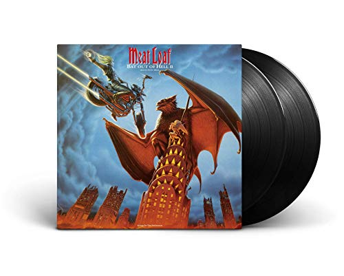 Meat Loaf Bat Out Of Hell Ii Back Into Hell