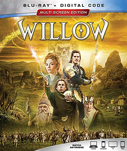 Willow Kilmer Davis Marsh Whalley Blu Ray Dc Pg