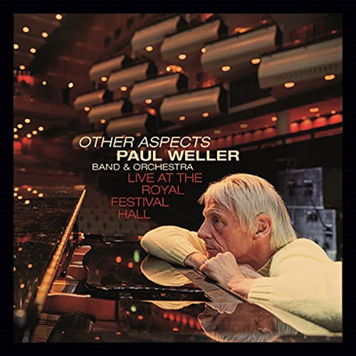 Paul Weller Other Aspects Live At The Royal Festival Hall 2cd 1dvd