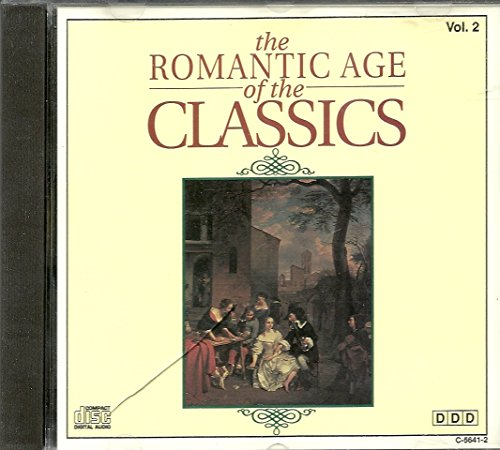 Various Artists The Romantic Age Of The Classics Vol. 2
