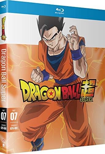 Dragon Ball Super Part 7 Blu Ray Nr