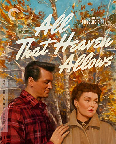 All That Heaven Allows Wyman Hudson Blu Ray Nr Criterion