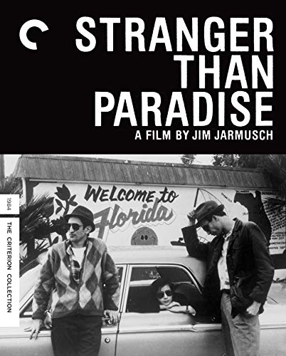 Stranger Than Paradise Edson Balint Lurie Blu Ray Criterion