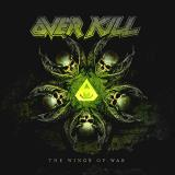 Overkill The Wings Of War Grey Double Lp