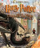 J. K. Rowling Harry Potter And The Goblet Of Fire The Illustrated Edition