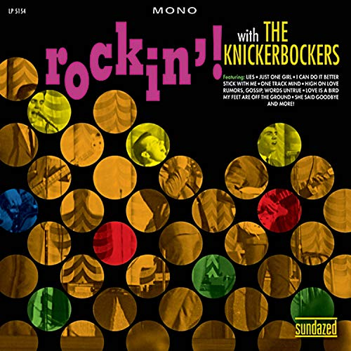 The Knickerbockers Rockin'! With The Knickerbockers Green Vinyl