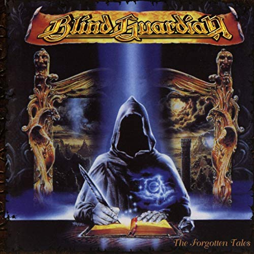 Blind Guardian The Forgotten Tales 2 CD Remastered 2012