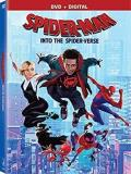 Spider Man Into The Spider Verse Spider Man Into The Spider Verse DVD Dc Pg