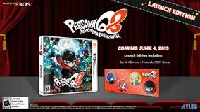 Nintendo 3ds Persona Q2 New Cinema Labyrinth Launch Edition