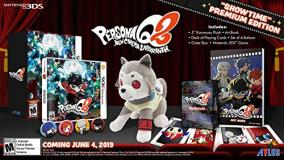 Nintendo 3ds Persona Q2 New Cinema Labyrinth Premium Edition