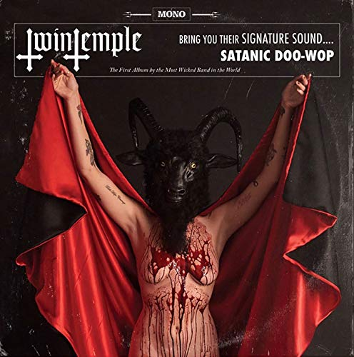 Twin Temple Twin Temple (bring You Their Signature Sound.... Satanic Doo Wop) Purple Vinyl Gatefold