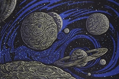 Tapestry Planets 3d