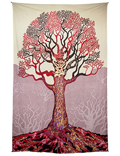 Tapestry Celtic Tree