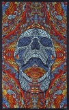 Tapestry 3d Mindful Skull Tapestry 60x90