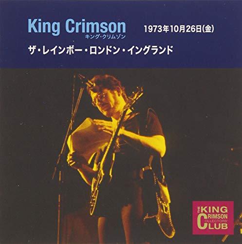 King Crimson/Collector's Club 1973.10.26