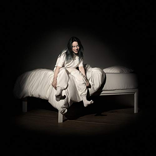 Billie Eilish When We All Fall Asleep Where Do We Go? Pale Yellow Vinyl