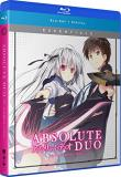 Absolute Duo The Complete Series Blu Ray Dc Nr