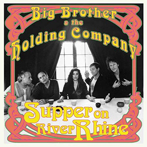 Big Brother & Holding Company Supper On River Rhine 10""