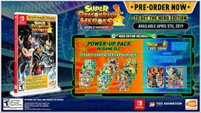 Nintendo Switch Super Dragon Ball Heroes World Mission Heroes Edition