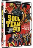 Soul Team Six 6 Blaxploitation Film Collection Soul Team Six 6 Blaxploitation Film Collection DVD Dc R
