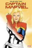 Marvel Comics Color Your Own Captain Marvel