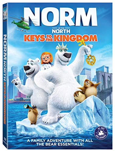 Norm Of The North Keys To The Kingdom Norm Of The North Keys To The Kingdom DVD Nr
