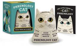 Running Press Mega Kit Phrenology Cat Read Your Cat's Mind!