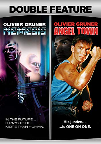 Nemesis Angel Town Double Feature DVD R