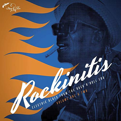 Rockinitis Electric Blues From The Rock'n'roll Era Volumes 1 & 2