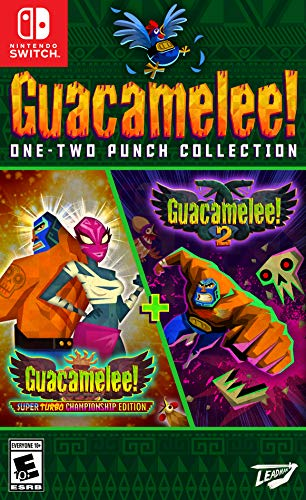 Nintendo Switch Guacamelee One Two Punch Collection Launch Edition