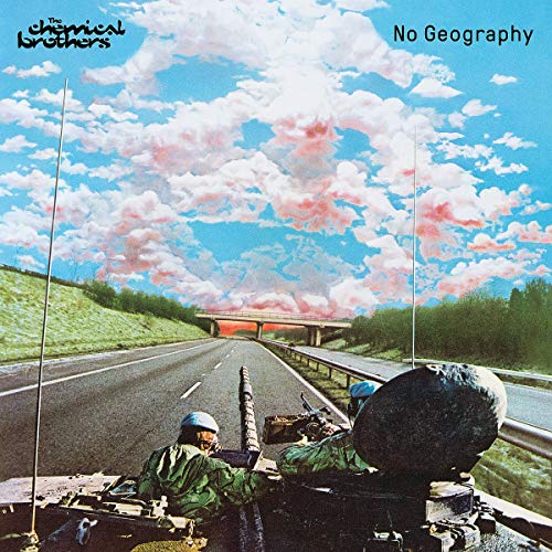 The Chemical Brothers No Geography 2lp 180g