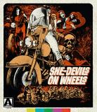 She Devils On Wheels Connell Noble Blu Ray Nr