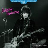 Johnny Thunders Madrid Memory