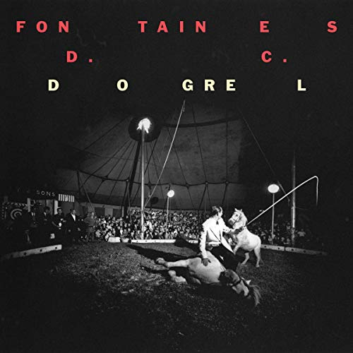 Fontaines D.C. Dogrel (translucent Yellow Vinyl)
