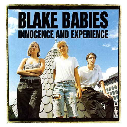 Blake Babies Innocence And Experience (blue Vinyl)