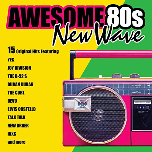 Awesome 80s New Wave Awesome 80s New Wave