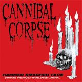 Cannibal Corpse Hammer Smashed Face Limited Edition Classic Black Vinyl W B Side Etching